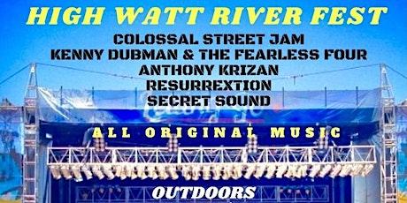 High Watt River Fest tickets