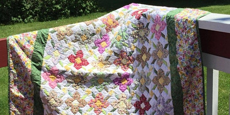 Barter Based Learning Session: Quilting Basics tickets