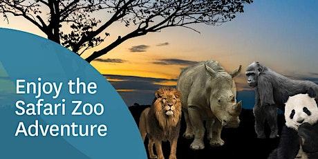 Stockland Wendouree Zoo Safari Activity Village tickets