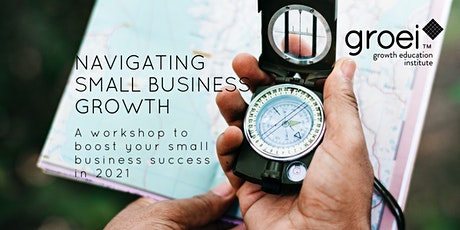 Navigating Small Business Growth tickets
