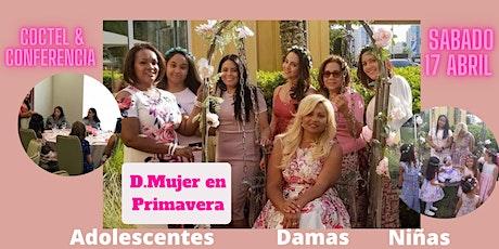 D.Mujer en Primavera tickets