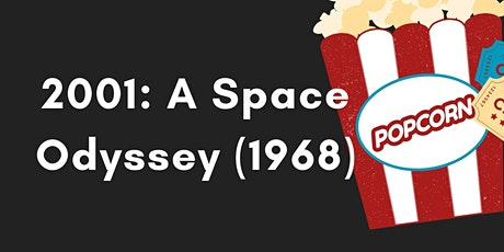 Films @ Rathmines: 2001: A Space Odyssey (1968) tickets