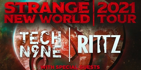 Tech N9ne - Strange New World Tour 2021 tickets