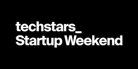 Techstars Startup Weekend Online Tegucigalpa 08/2021 entradas