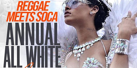 REGGAE MEETS SOCA | All White Party | Atlanta Carnival Memorial Day Weekend tickets