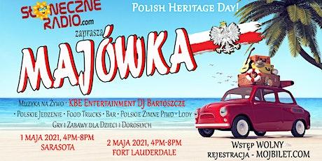 Polish Heritage Day - Majówka 2 tickets