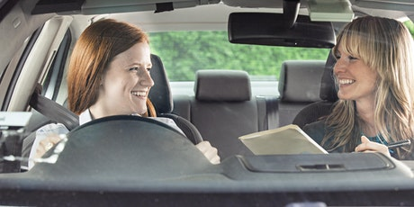 Online Supervisors of learner drivers workshop - 27 April 2021 tickets
