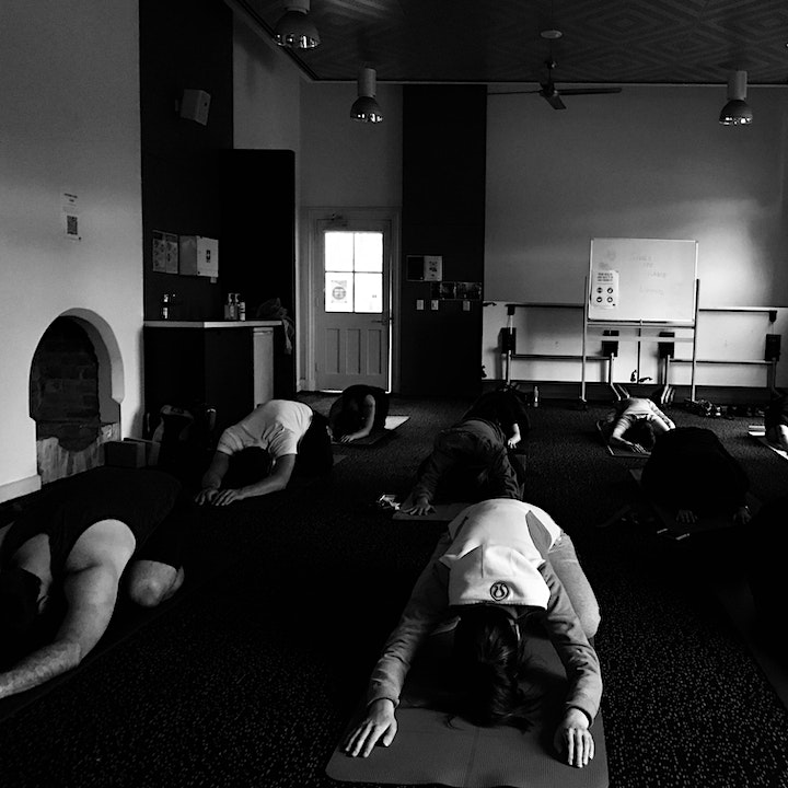 Yin Yoga - Sunday Night image