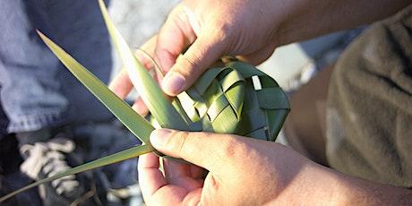 Workshop: Flax Weaving tickets