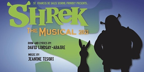 Shrek the Musical - May 1st 2:00 PM tickets