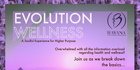 Evolution Wellness Weekend tickets