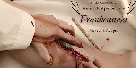 Frankenstein - Live Online Performance tickets