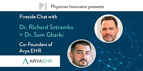 PI Presents: Fireside Chat with Dr. Richard Sztramko  and Dr. Sam Gharbi tickets