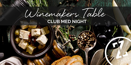 Zonte's Footstep Winemakers Table - Club Med Night tickets