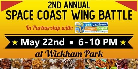 2nd Annual Space Coast Wing Battle tickets
