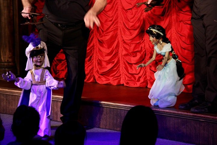 Storybook Marionette Theater - Happily Ever After image