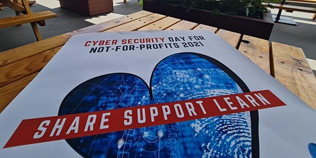 Cyber Security Day for Not-For-Profits 2021 tickets