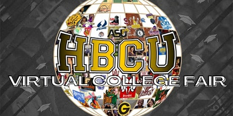 PRE-REGISTRATION...Virtual HBCU College Fair 2021 tickets