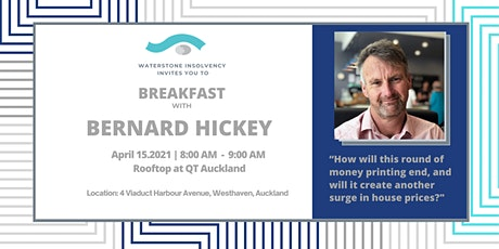 Breakfast  with Bernard Hickey tickets