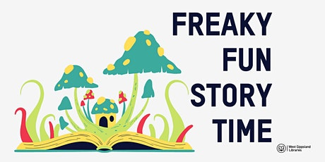 Freaky Fun Storytime at Phillip Island Library tickets