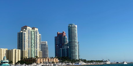 Spring Break Happy Hour 90 Min cruise in Miami tickets