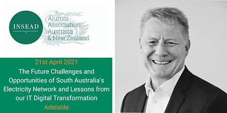 The Future Challenges and Opportunities of South Australia's Electricity... tickets