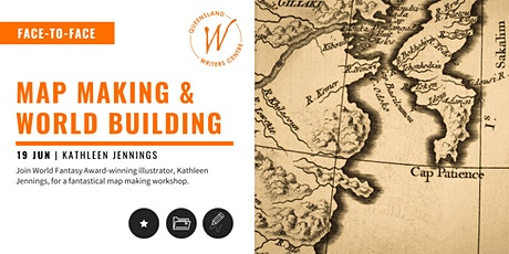 Map Making & World Building with Kathleen Jennings tickets