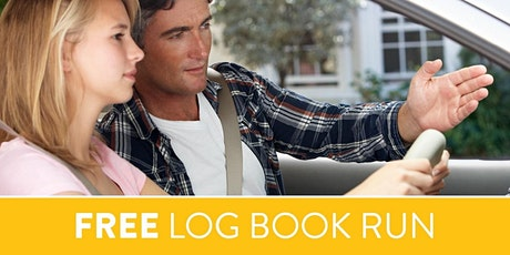 Learner Driver Log Book Run - 9 May 2021 tickets