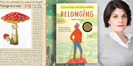 Reading and Discussion with Author Nora Krug tickets