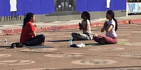 Donation Based Yoga - Leimert Park tickets
