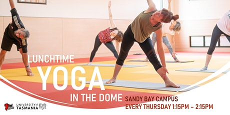 Lunchtime Yoga in the Dome tickets