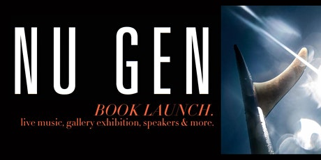 NU GEN // Book Launch tickets