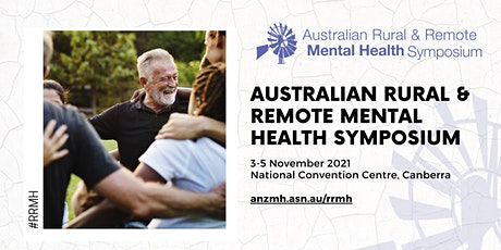2021 Australian Rural & Remote Mental Health Symposium tickets