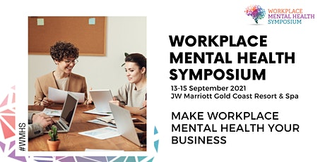 2021 Workplace Mental Health Symposium tickets