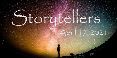 Storytellers tickets