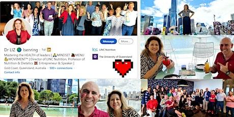 LinkedIn SECRETS Masterclass with Dr Liz Isenring & Edward Zia tickets