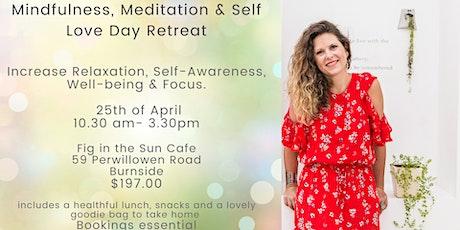 Mindfulness, Meditation & Self Love Day Retreat tickets