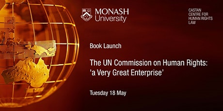 Book Launch - The UN Commission on Human Rights: 'a Very Great Enterprise' tickets