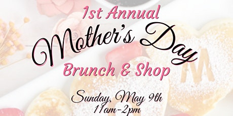 Tasty Love Catering 1st Annual Brunch & Shop tickets