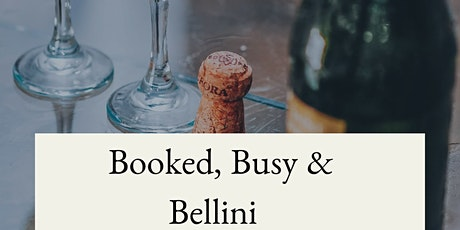 Booked, Busy & Bellini Book Club tickets