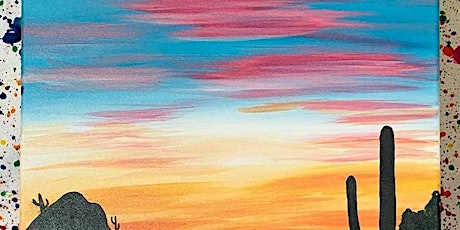 AZ Sky Paint Night At the REC! Come out to paint with us and eat pizza! tickets