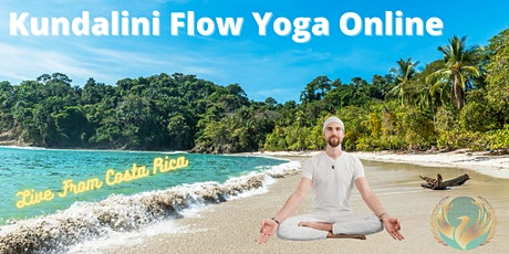 Kundalini Flow Yoga Online From Costa Rica tickets