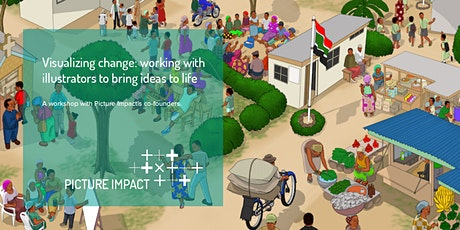 Visualizing change: working with illustrators to bring ideas to life tickets