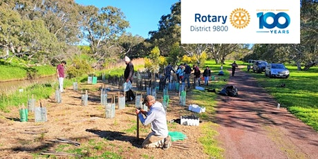Werribee Rotary Planting Day at Werribee River Park tickets