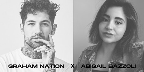Graham Nation x Abigail Bazzoli: Tone & Texture tickets