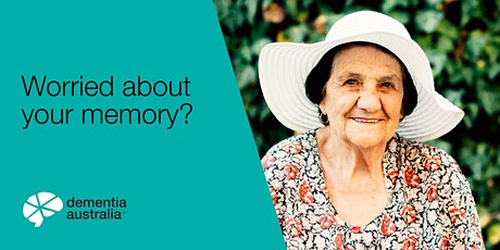 Worried about your memory? - community session - MOUNT GAMBIER - SA tickets