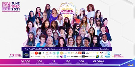 The Global Women Empowerment Conference biglietti