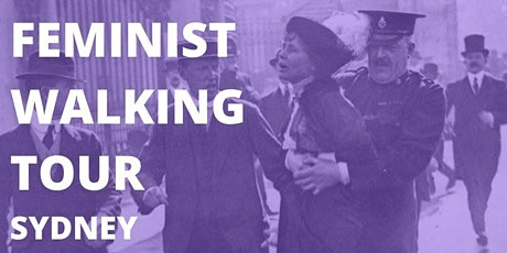 FEMINIST WALKING TOUR APRIL 18 tickets