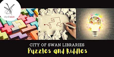 Puzzles & Riddles  (Midland) tickets