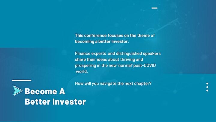 2021 ASA Investment Conference   Australian Shareholders' Association image